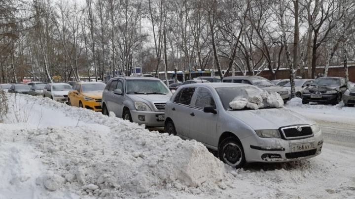 «Я паркуюсь как...»: подарки на капоте и долгожданный эвакуатор