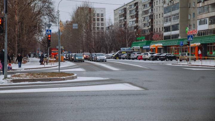 Улицу Одесскую частично закрывают на ремонт. Узнали, когда ждать открытия