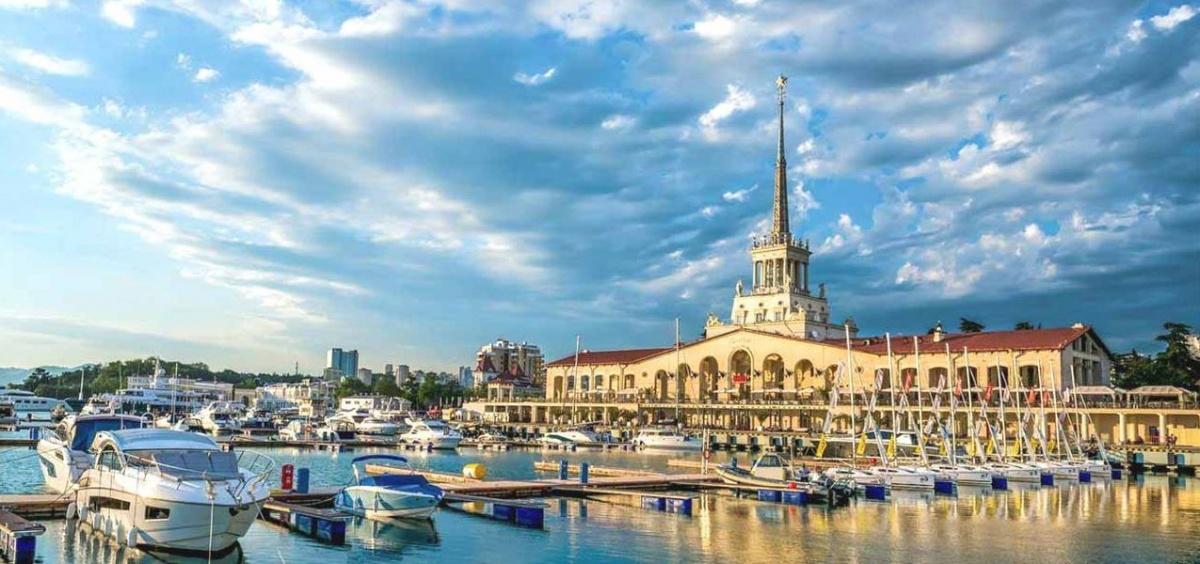 Сибиряки выбирают тёплый климат: составлена инструкция для переезжающих в Сочи