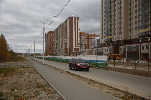 Уже через четыре года дорогу должны построить и по ней смогут ездить новосибирцы