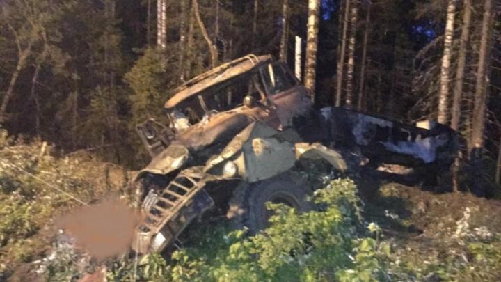 Водителя бензовоза, устроившего ДТП с тремя погибшими на Конжаке, заключили под стражу