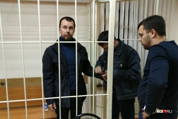 Андрей Абриталин пришел в суд сам