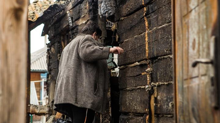 В Новосибирске погорельцев обвинилив коротком замыкании — теперь они должны соседям 2 миллиона