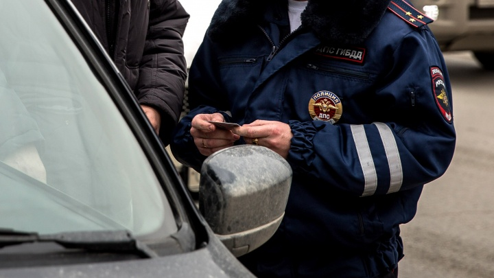 Полиция устроит на выходных облаву на пьяных водителей на дорогах Новосибирска