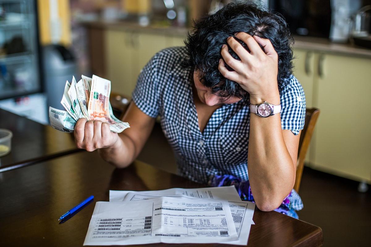 Управляющие компании переживают из-за долгов жильцов за услуги ЖКХ