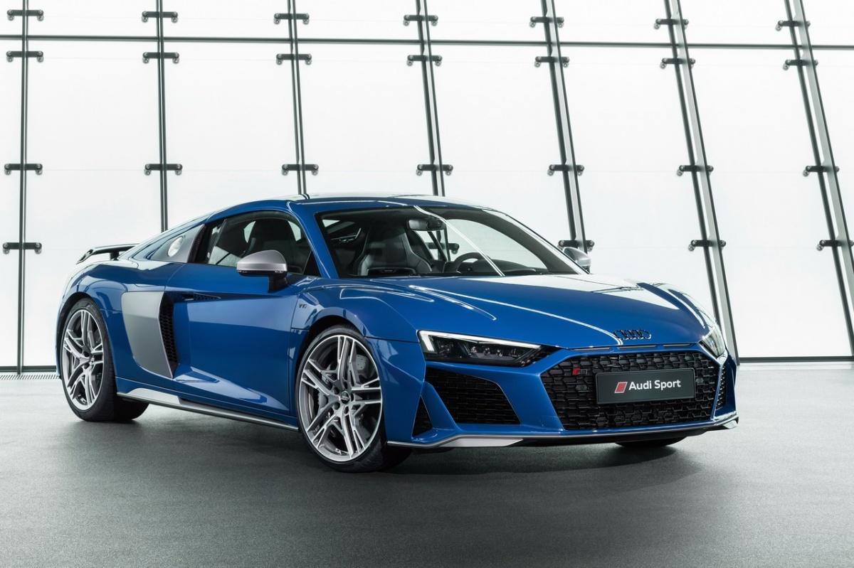 Audi R8 и её младший брат TT покинули российский рынок
