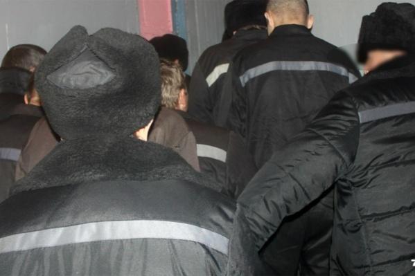 В УФСИН сообщили, что колония работает в штатном режиме