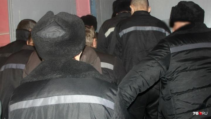Массовая драка в колонии: в Ярославле из-за конфликта осуждённых пострадали люди