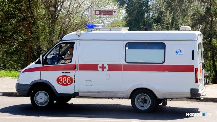 В омскую больницу попала девочка, которая выпила уксус