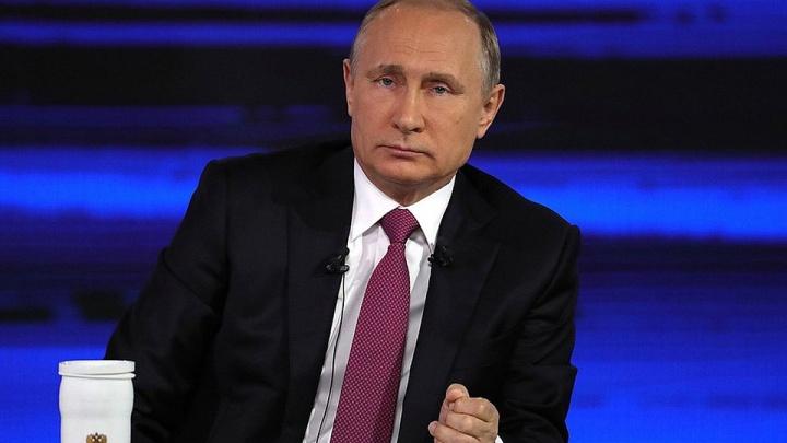 «В нашей стране отношение к женщинам особое»: Путин снизил для россиянок возраст выхода на пенсию