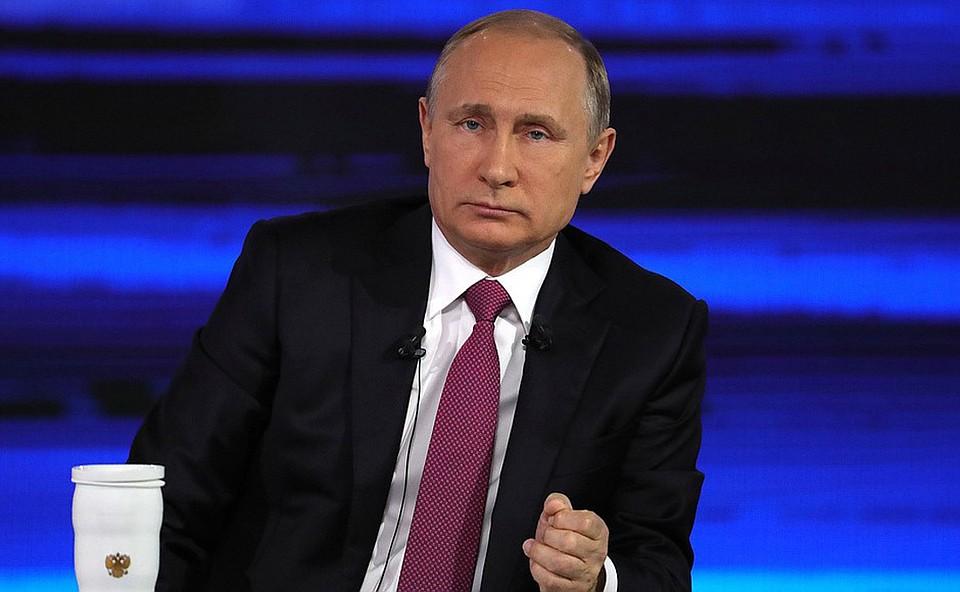 Владимир Путин рассказал, что думает о пенсиях