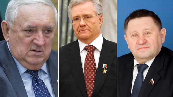 Двое тюменцев и бывший мэр попали в немилость президента Украины: к ним применили санкции