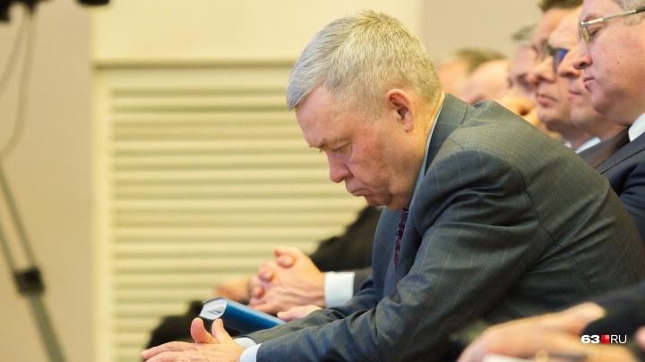 «Единая Россия» дала добро на выдвижение экс-главы самарского правительства Нефёдова в депутаты