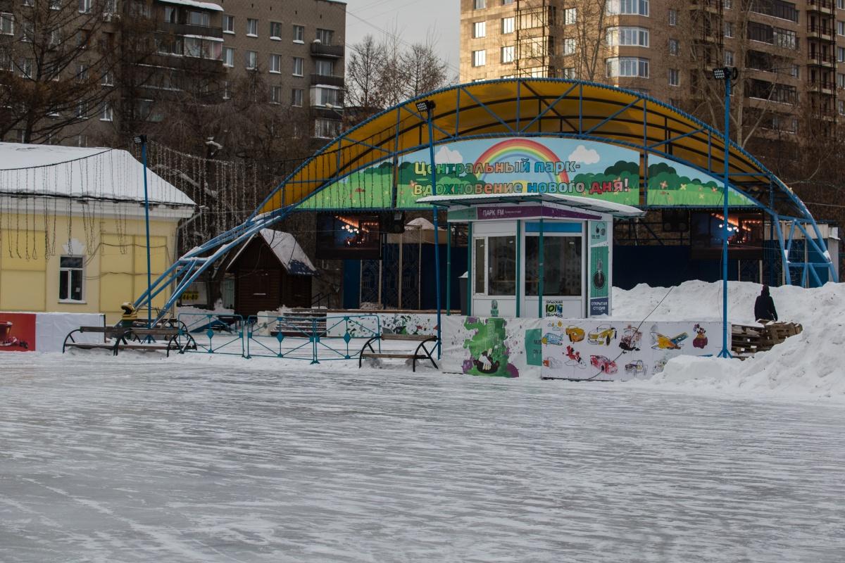 Мэрия решила объединить предприятия, которые управляют Центральным парком, «Берёзовой рощей» и Садом Дзержинского