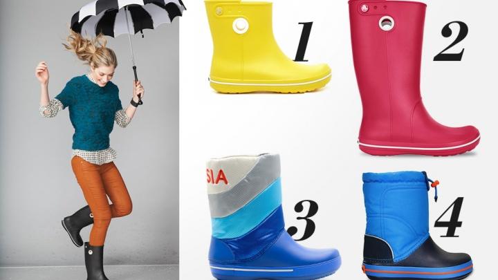 А за окном то дождь, то снег: разбираемся в непромокаемой обуви
