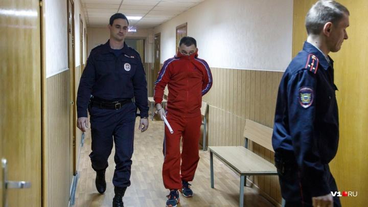 В Волгограде обвиняемого в убийстве преемника Кадина оставили в СИЗО до 9 октября