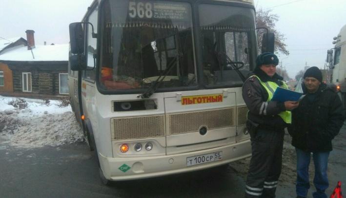 Омского перевозчика проверят после аварии, в которой пострадали семь человек
