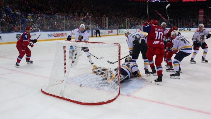 Первая победа в сезоне: «Локомотив» обыграл «Сочи». Фото