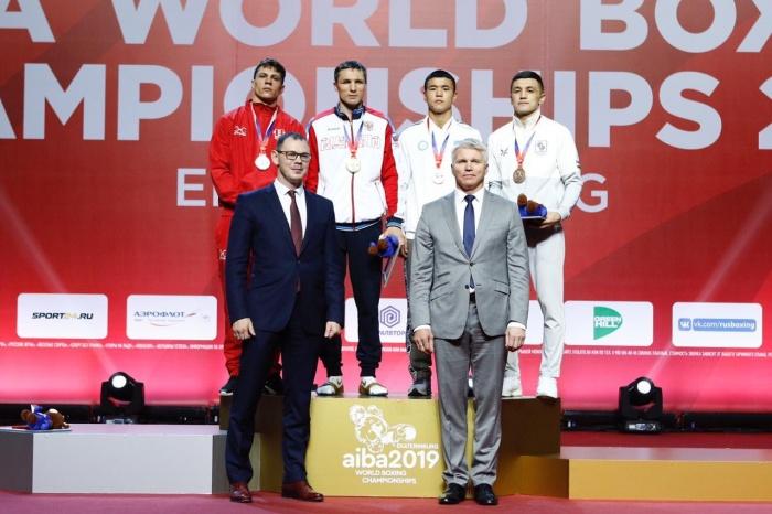 Такого количества золотых медалей россияне не получали с 2007 года
