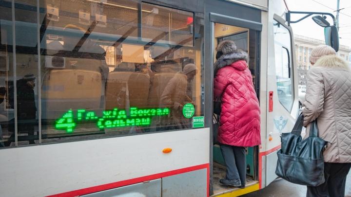 В Ростове разыгрываются 13 городских маршрутов