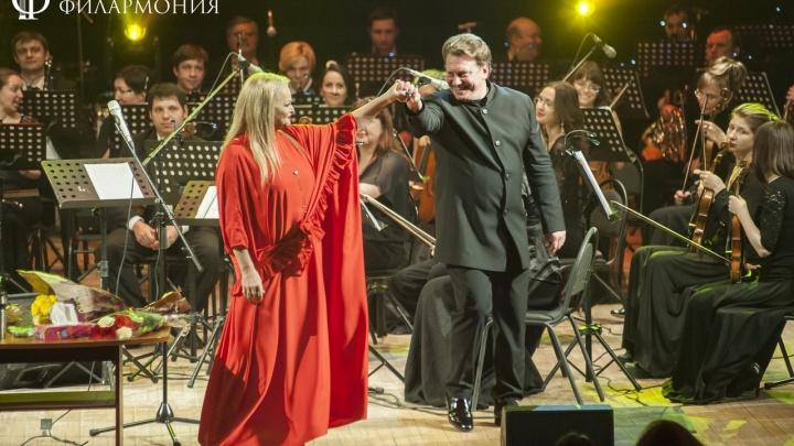 В Ярославль на Новый год привезут Ларису Долину