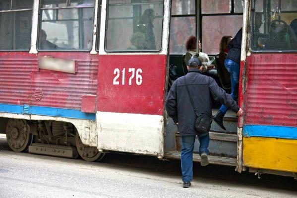 """Власти решили отменить трамвайный маршрут <nobr class=""""_"""">№ 5</nobr>"""
