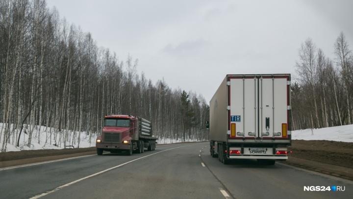 В Красноярске решили поменять правила движения, чтобы снизить выбросы на 6%