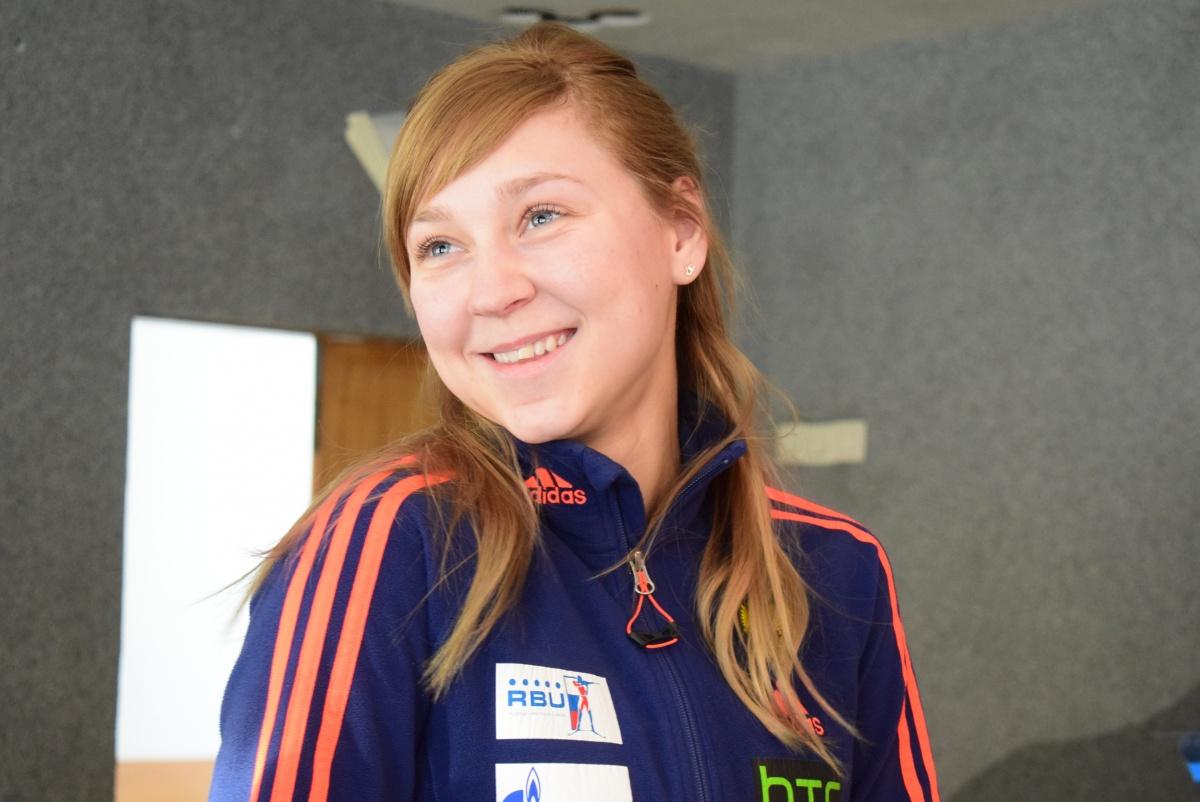 На чемпионате Европы Евгения Павлова стала победительницей смешанной эстафеты в паре с Дмитрием Малышко