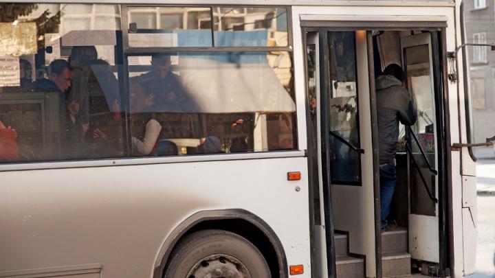 Власти предложили убрать автобусный маршрут с Плющихинского жилмассива