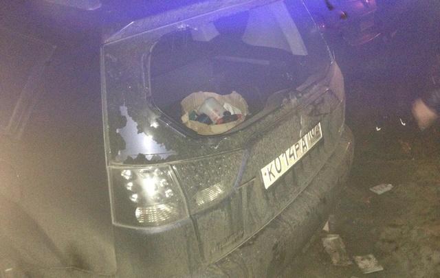 Уфимец разбил монтировкой десять автомобилей