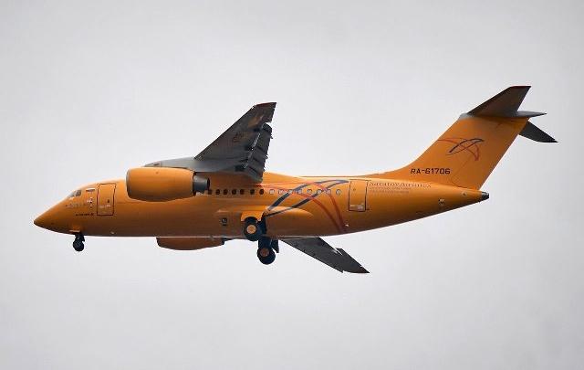 «Саратовские авиалинии» предоставят ярославцам замену самолётам Ан-148