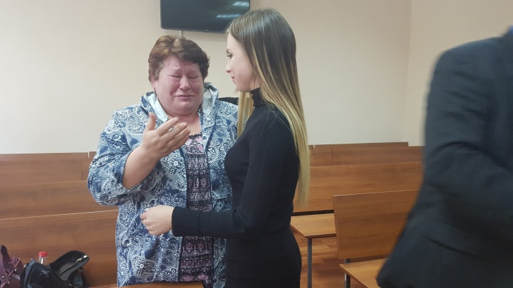 «Я до сих пор не понимаю, за что меня судили»: в Кургане дело пенсионерки Нины Крайновой прекратили