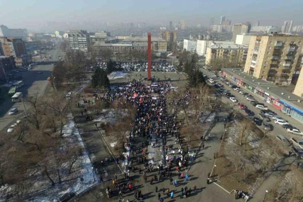 Мэрия дважды отказала в проведении митинга на Красной площади