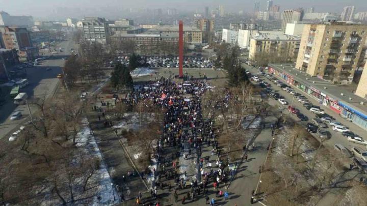 Организаторы митинга «За чистое небо» проиграли суд мэрии в споре за Красную площадь