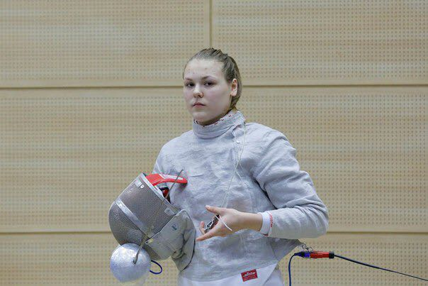 Алина Михайлова стала лучшей среди юниоров на первенстве России