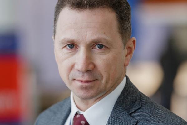 Михаил Берман возглавлял «Авиалинии Мордовии» и Омский аэропорт