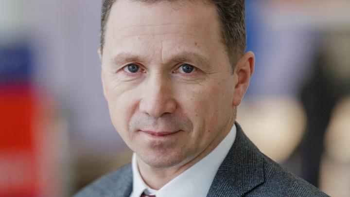 Коллективу аэропорта Курумоч представили нового директора
