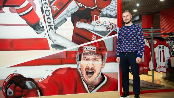 «Я многое здесь прошел»: Толя-гол — о карьере в «Автомобилисте», спаде команды, семье и НХЛ
