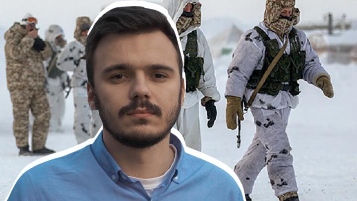«Чувак слоняется по секретной военной части даже без присяги»: Навальный — о коллеге на Новой Земле