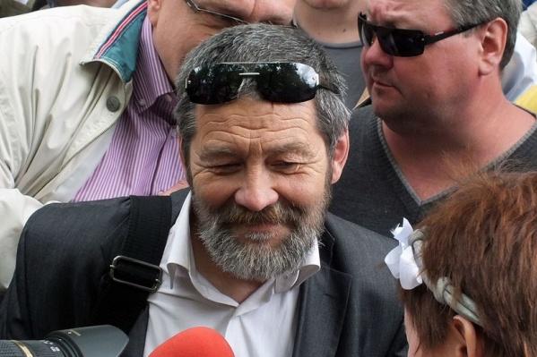 Мохнаткину удалось добиться отмены решения Исакогорского суда о заключении его под стражу на два месяца