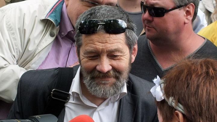Заключенного в Архангельской области оппозиционера Мохнаткина отпустили на свободу