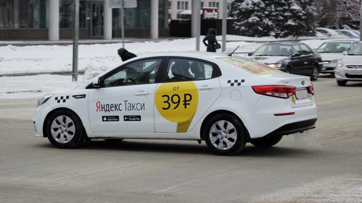 Омских водителей Яндекс.Такси будут отключать от сервиса за превышение скорости