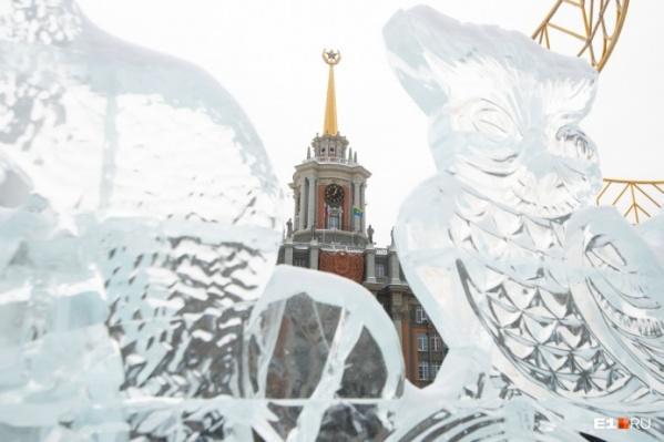 В этом году главной темой городка станет покорение Антарктиды