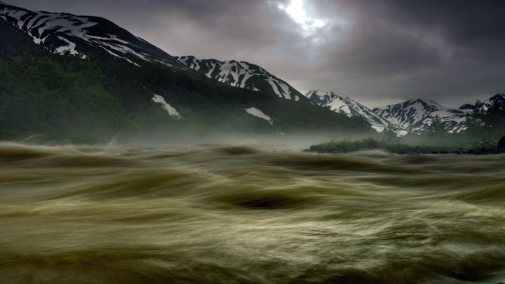 «Атмосфера, как на Марсе»: новосибирский фотограф вернулся с Камчатки