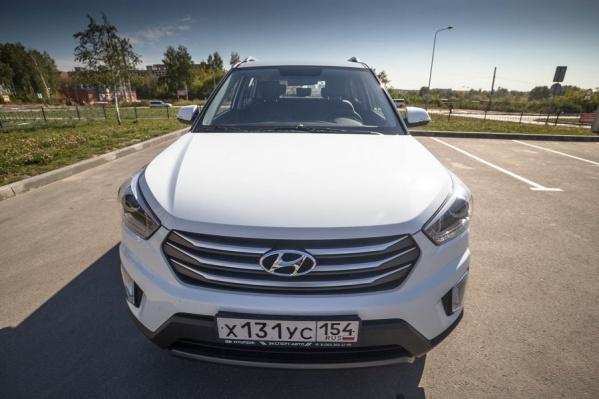 Корейский кроссовер Hyundai Creta обогнал конкурентов по объёмам продаж