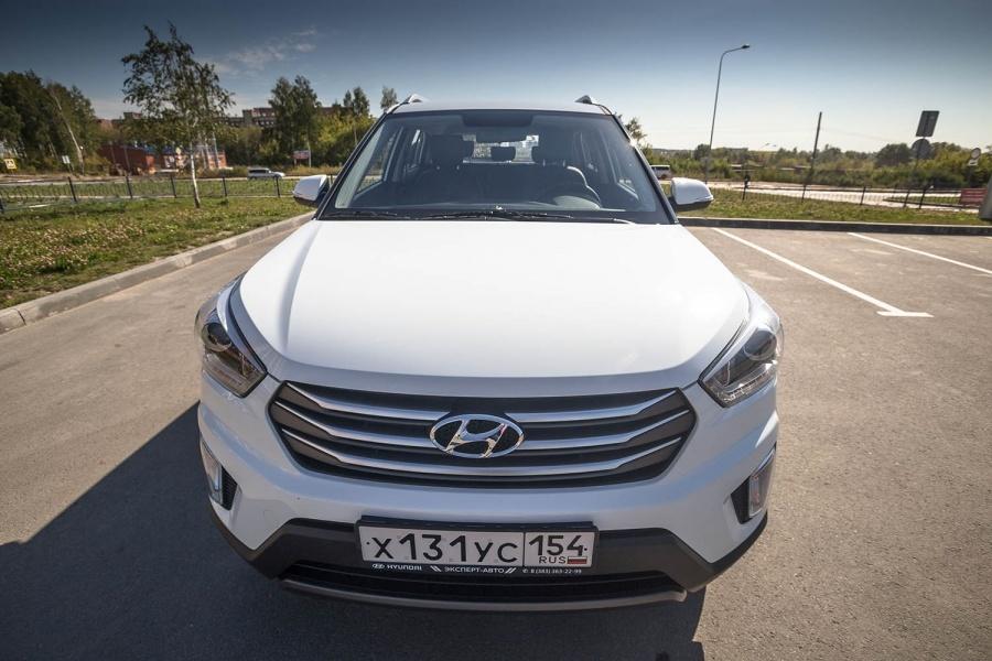 Хёндай Creta стал лидером рынка исамой любимой машиной новосибирцев
