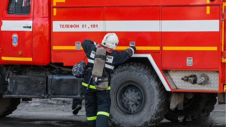 Всё началось в бойлерной: в Перми произошло возгорание в торговом центре