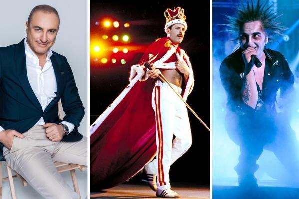 На предстоящей неделе в Ростове пройдет несколько крупных концертов