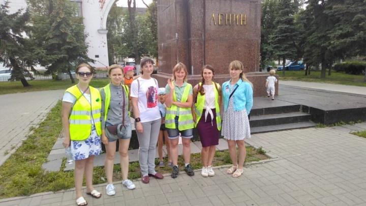 Встречаемся на Красной площади: ярославцы поддержали защитников Шиеса выходом на экобессрочку