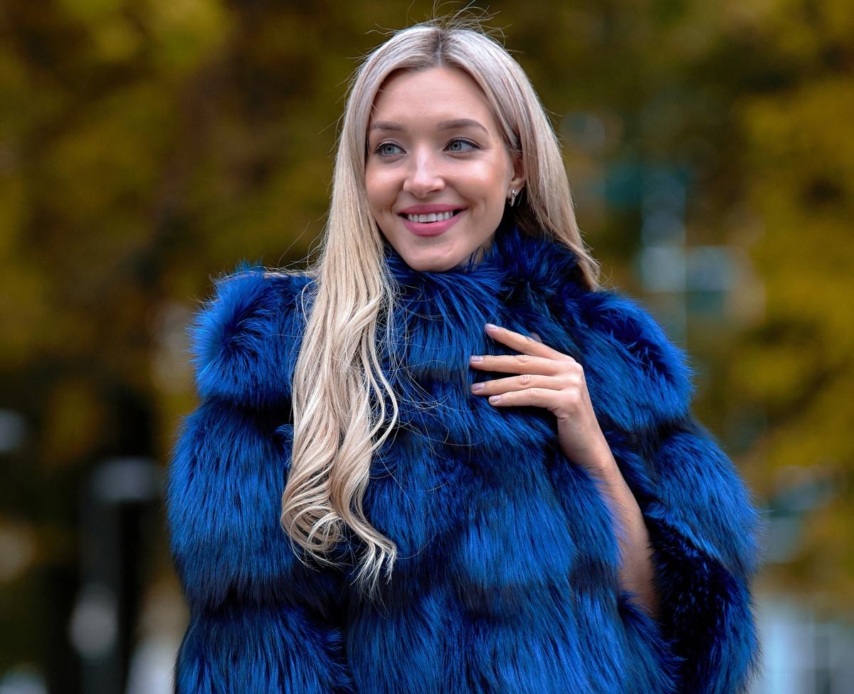 Модели от Кировской меховой фабрики всегда на пике моды